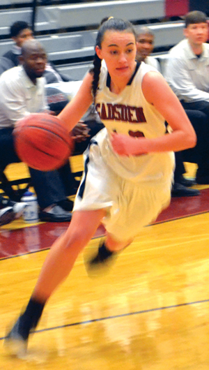 Three area cagers, one local gridder see action at all-star week