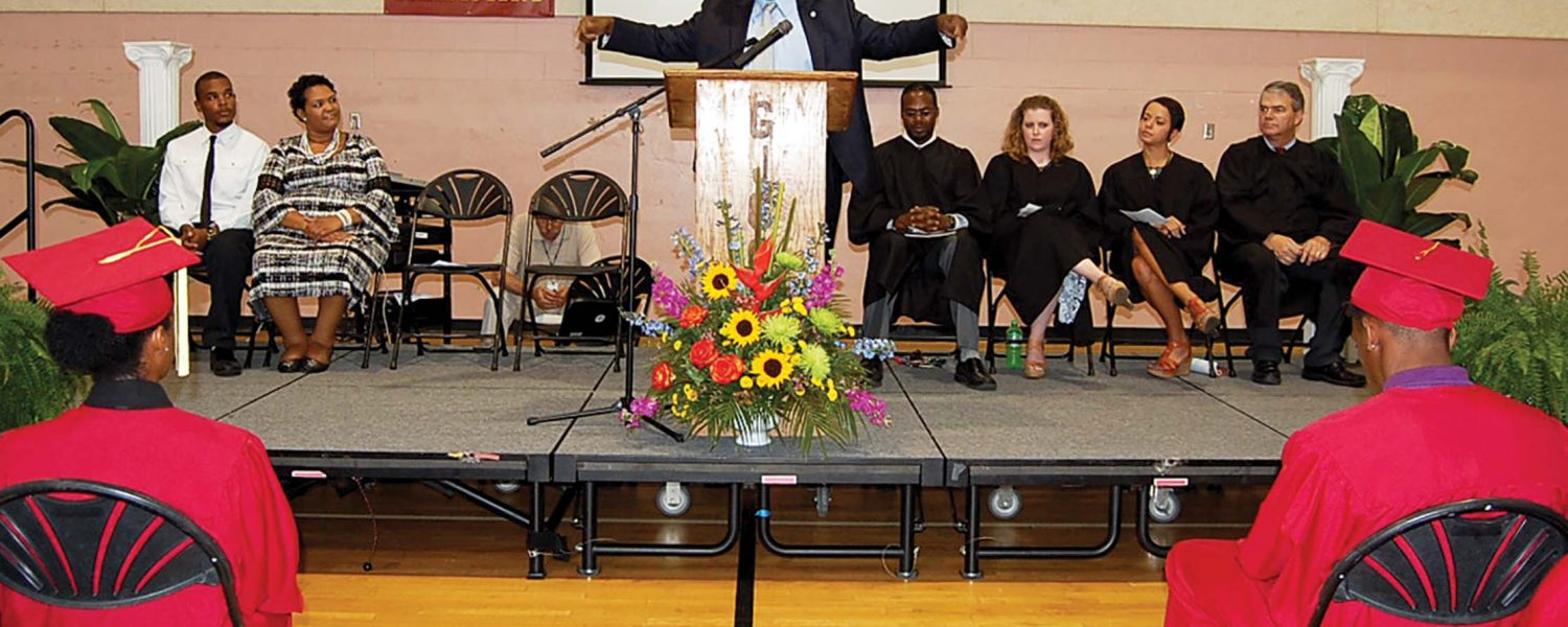 Job Corps honors its graduating class