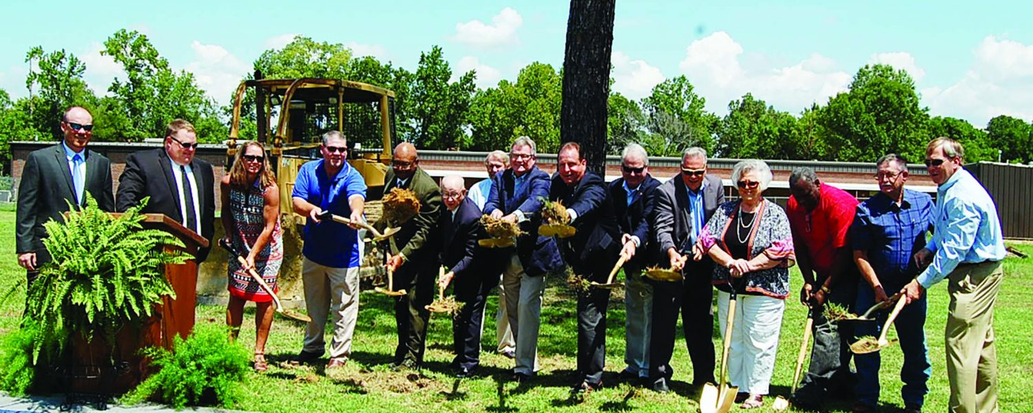 New Etowah Middle School holds groundbreaking