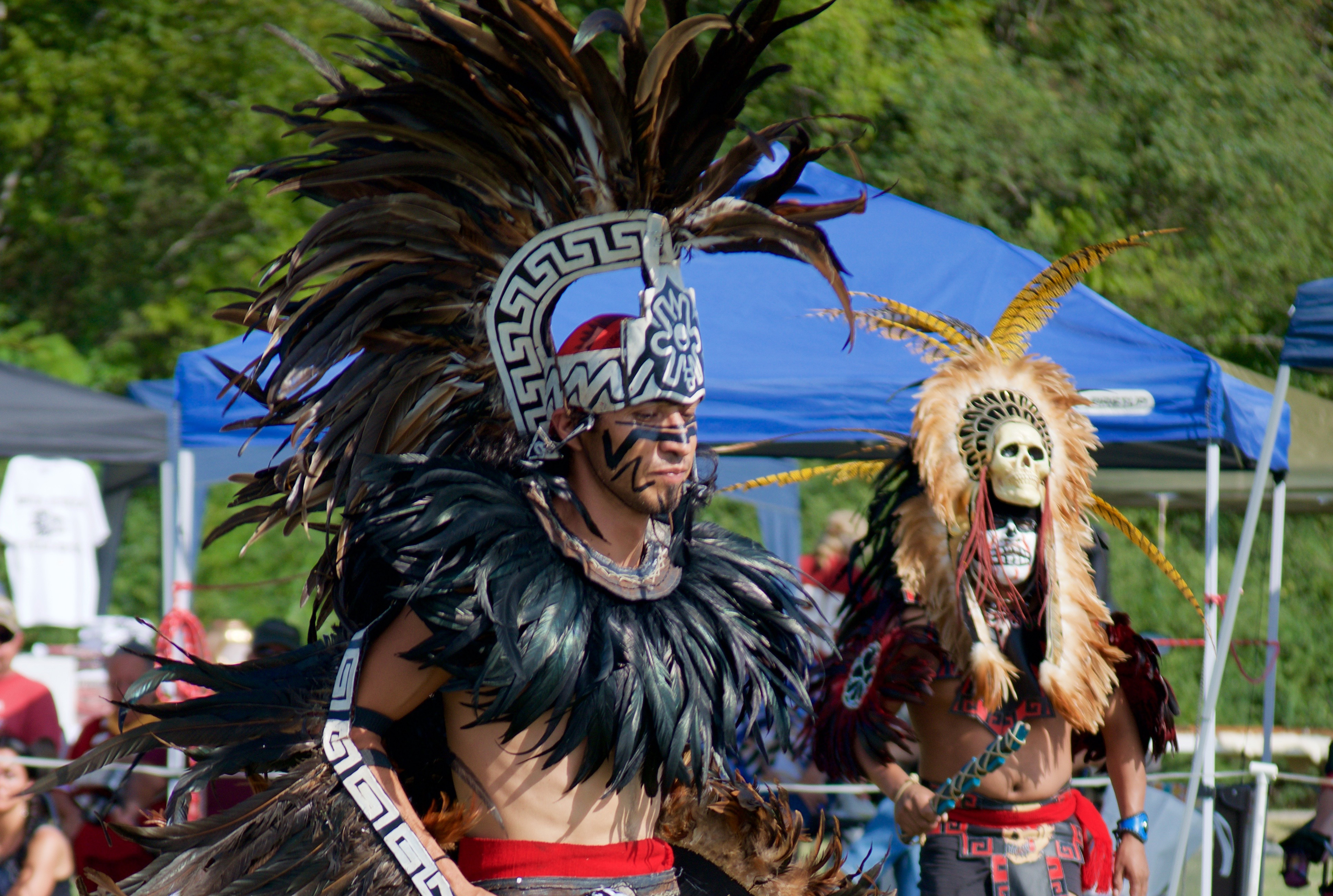 Pow Wow held at Noccalula Falls   The Messenger