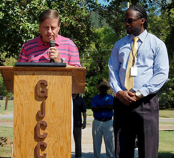 Gadsden Job Corps holds Peace March