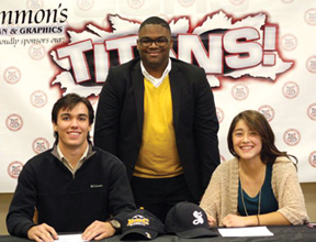 Gadsden City's Day, Minton sign with Birmingham Southern