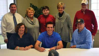 Westbrook's Self signs with UAH