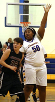 Lady Conquerors dismantle Southeastern