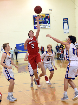 Stafford's buzzer-beater sends Westbrook past Conquerors