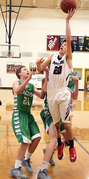 Hokes Bluff holds off Panthers in county semifinals