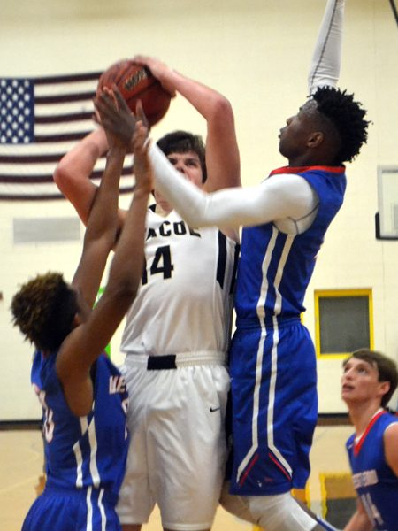 Late surge pulls Yellow Jackets past West End