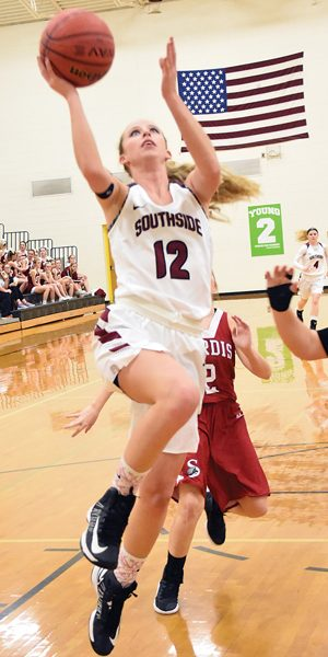 Stout defense carries Lady Panthers past Sardis