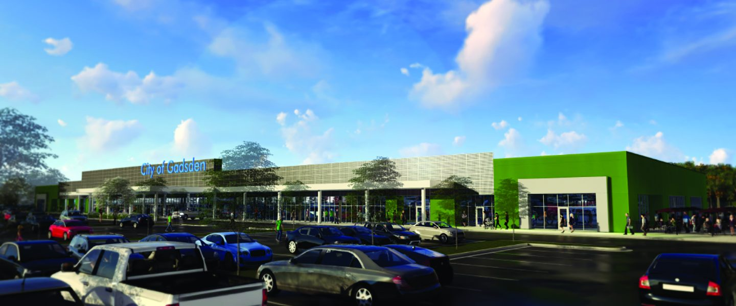 Gadsden orders plans for new Convention Hall