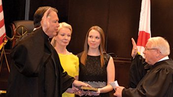 Willoughby and Nabors sworn into office