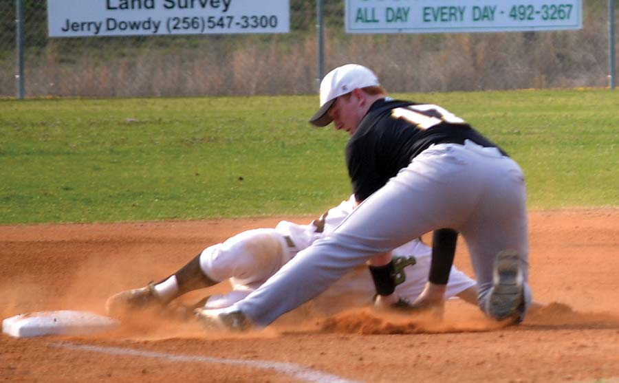 Hokes Bluff gets past Yellow Jackets