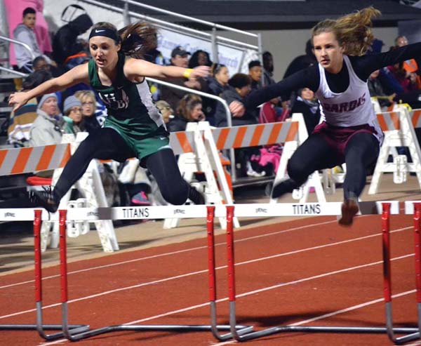 Locals compete at GCHS track and field meet
