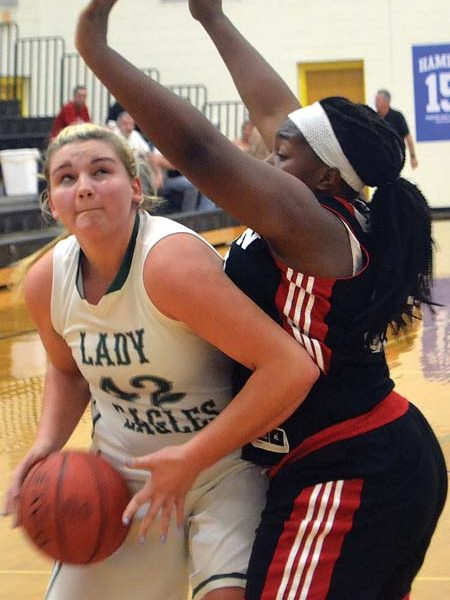 Hokes Bluff's Johnson tops All-County girls basketball team