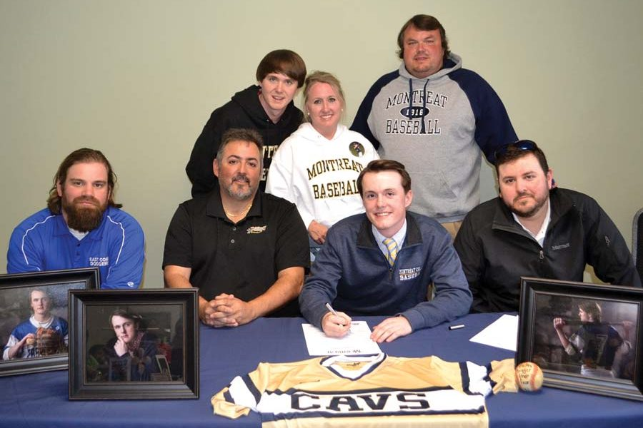 Jenkins signs with Montreat College