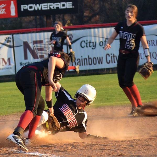 Lady Panthers swing past Gadsden City