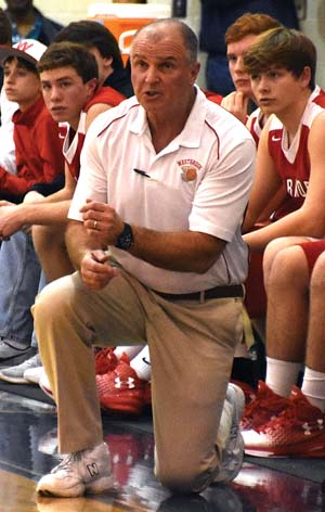 Donny Pruitt resigns as Westbrook basketball coach