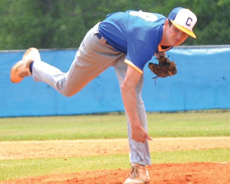 Conquerors fall to Cherokee in first round