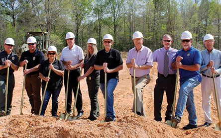 Rainbow City breaks ground on new shelter