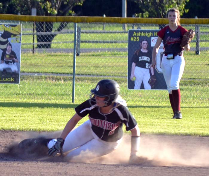 Lady Panthers rally past Sardis for county softball title