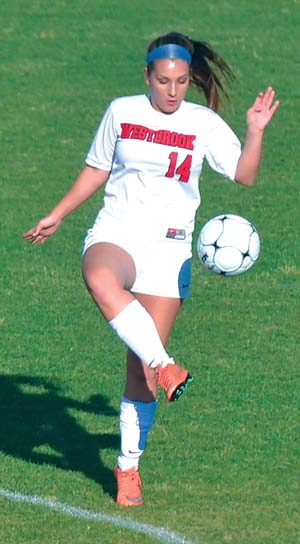Lady Warriors shut out Mars Hill in soccer quarterfinals