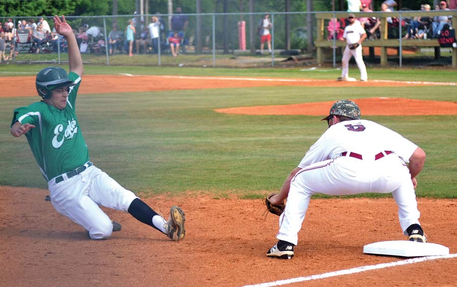 Hokes Bluff sweeps Sardis, move to 4A quarterfinals