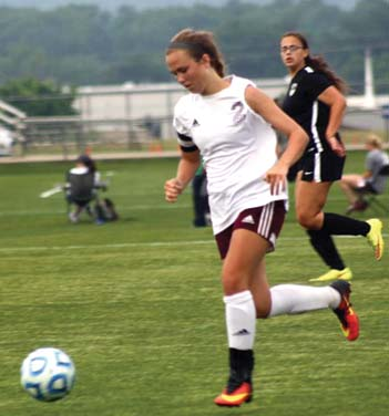 Lady Panthers pound Pell City in state soccer semifinals