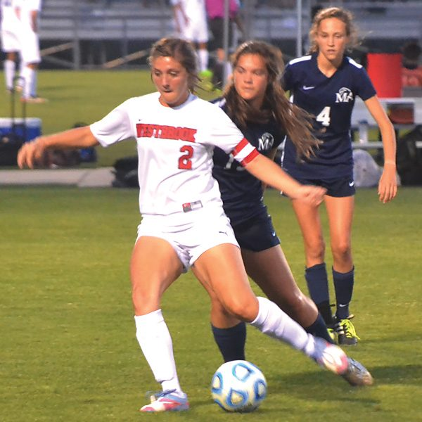 Lady Warriors fall short in state soccer finals