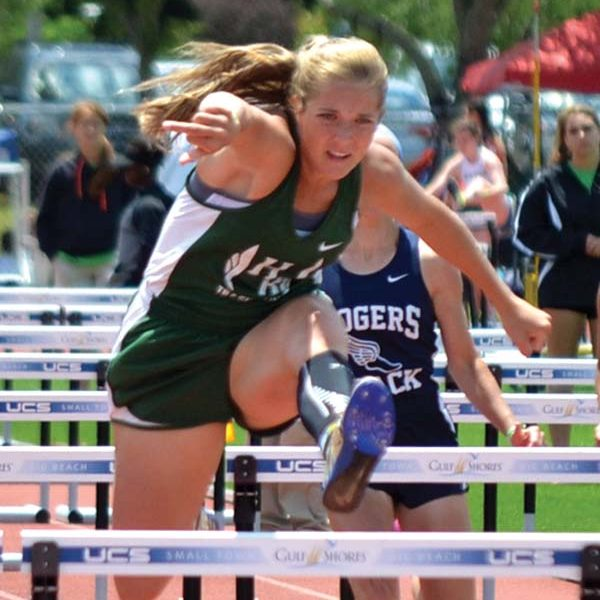 Area athletes medal at state track and field meets