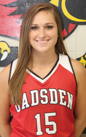 Gadsden State athletes recognized by NJCAA