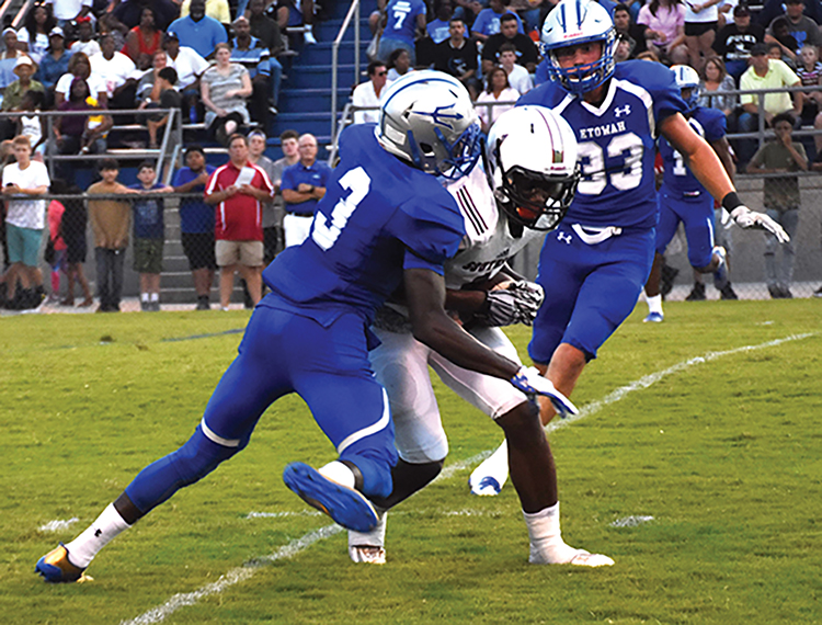 Blue Devils take down Southside in season opener