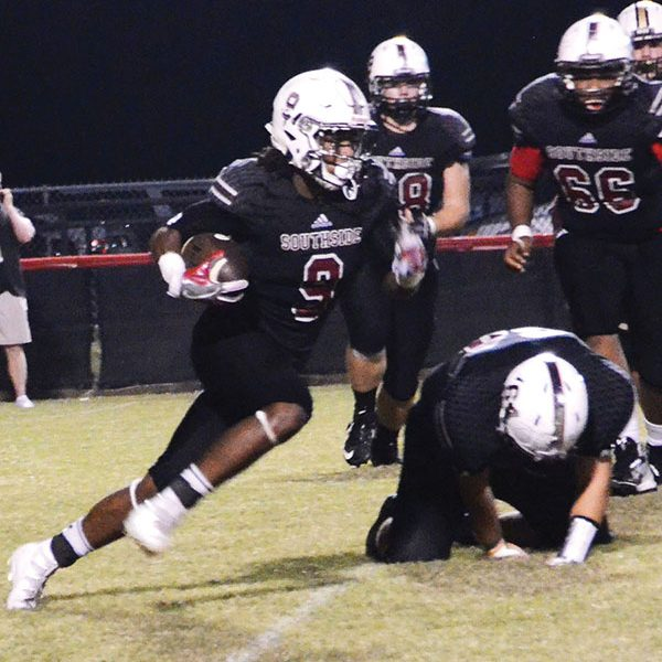 Southside falls to Pell City on late touchdown
