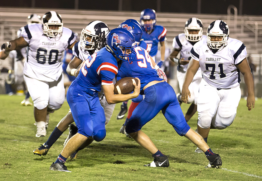 Miscues doom West End in region loss