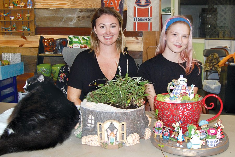 FLD Garden Shop offers fun fall workshops