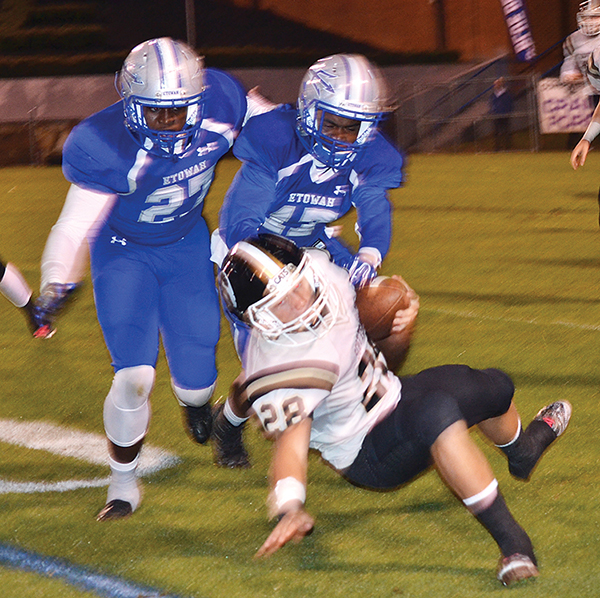 Blue Devils plant Scottsboro in regular season finale