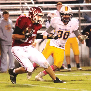 Sardis headed to state playoffs with win over Madison County