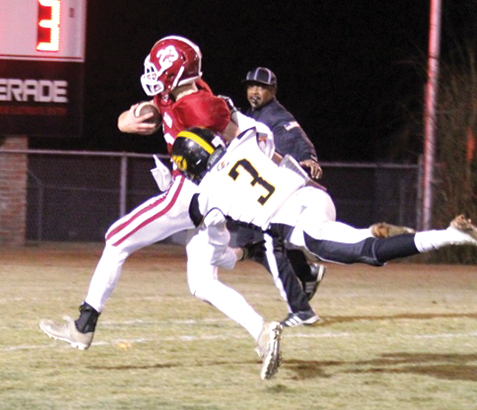 Sardis comes up short to Cherokee County in first round