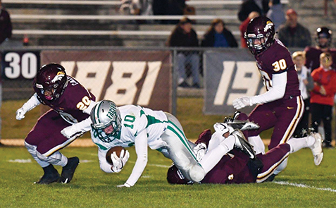 Hokes Bluff exacts revenge on Madison Academy