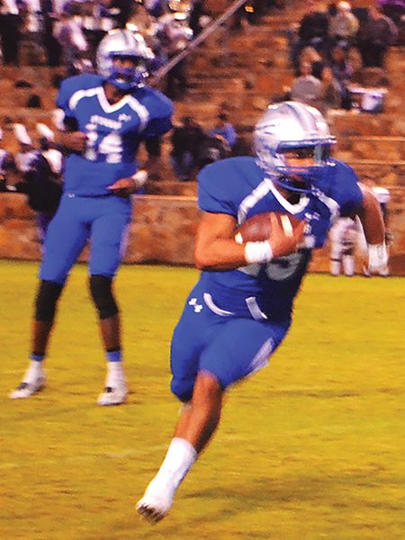 Blue Devils get past Pleasant Grove in first round