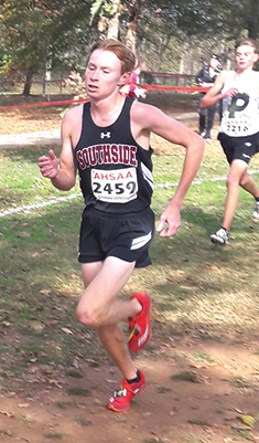 Area runners compete at state cross country meet