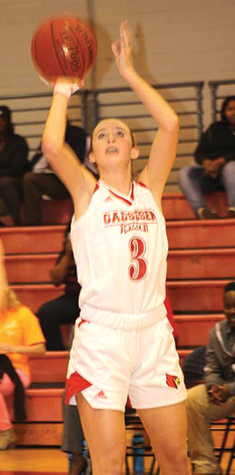 Lady Cardinals breeze past Cleveland State