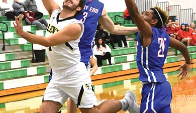 Yellow Jackets top West End in in county tournament
