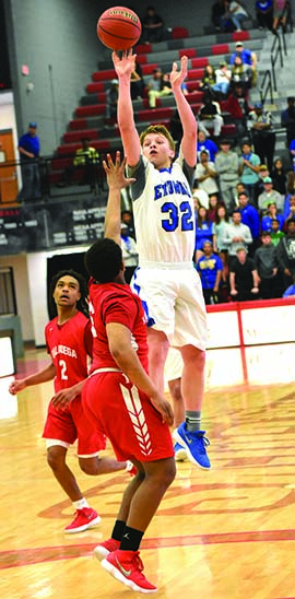 Blue Devils fall short in regional championship game