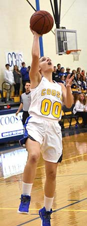 Lady Conquerors can't catch Cedar Bluff in 1A subregionals