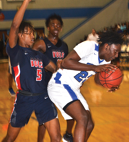 Blue Devils beat Central Clay County, will play in regional tournament