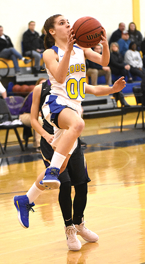 Local players named to All-State basketball teams