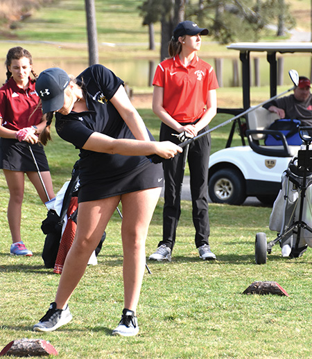 Westbrook girls, GCHS boys win Gadsden Area Golf Tournament