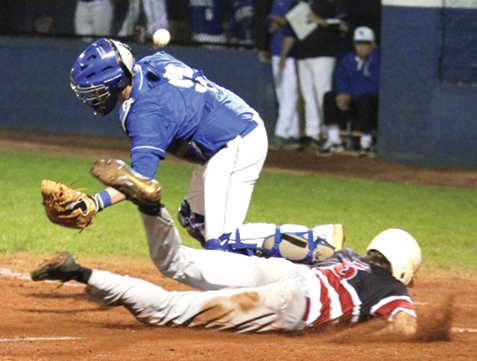 Sardis goes 2-1 against West Limestone in second round