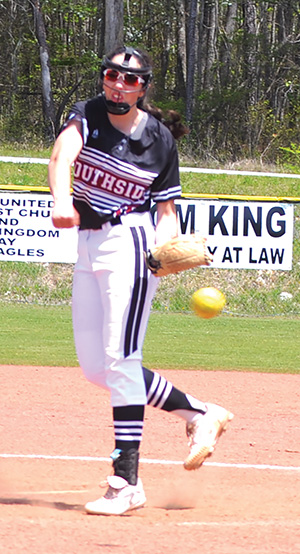 Southside holds off Sardis in county softball tournament