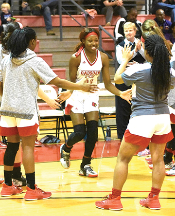 Cardinal cager named NJCAA All-American