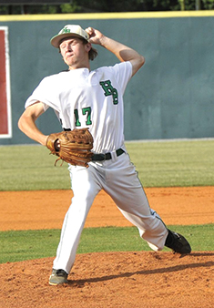 Teague tosses six-hitter as Hokes Bluff takes opener in state finals